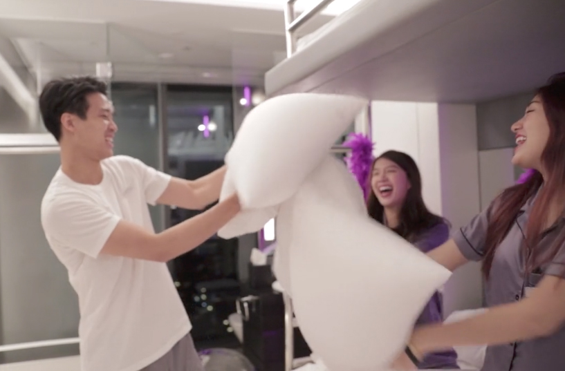 Asia's first YOTEL
