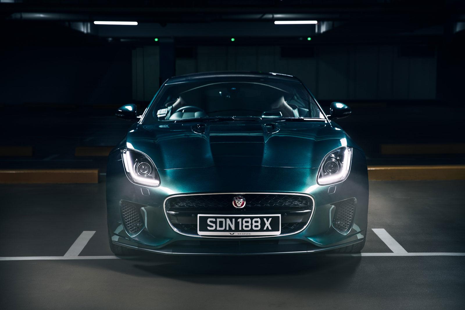 Jaguar Campaign Shoot