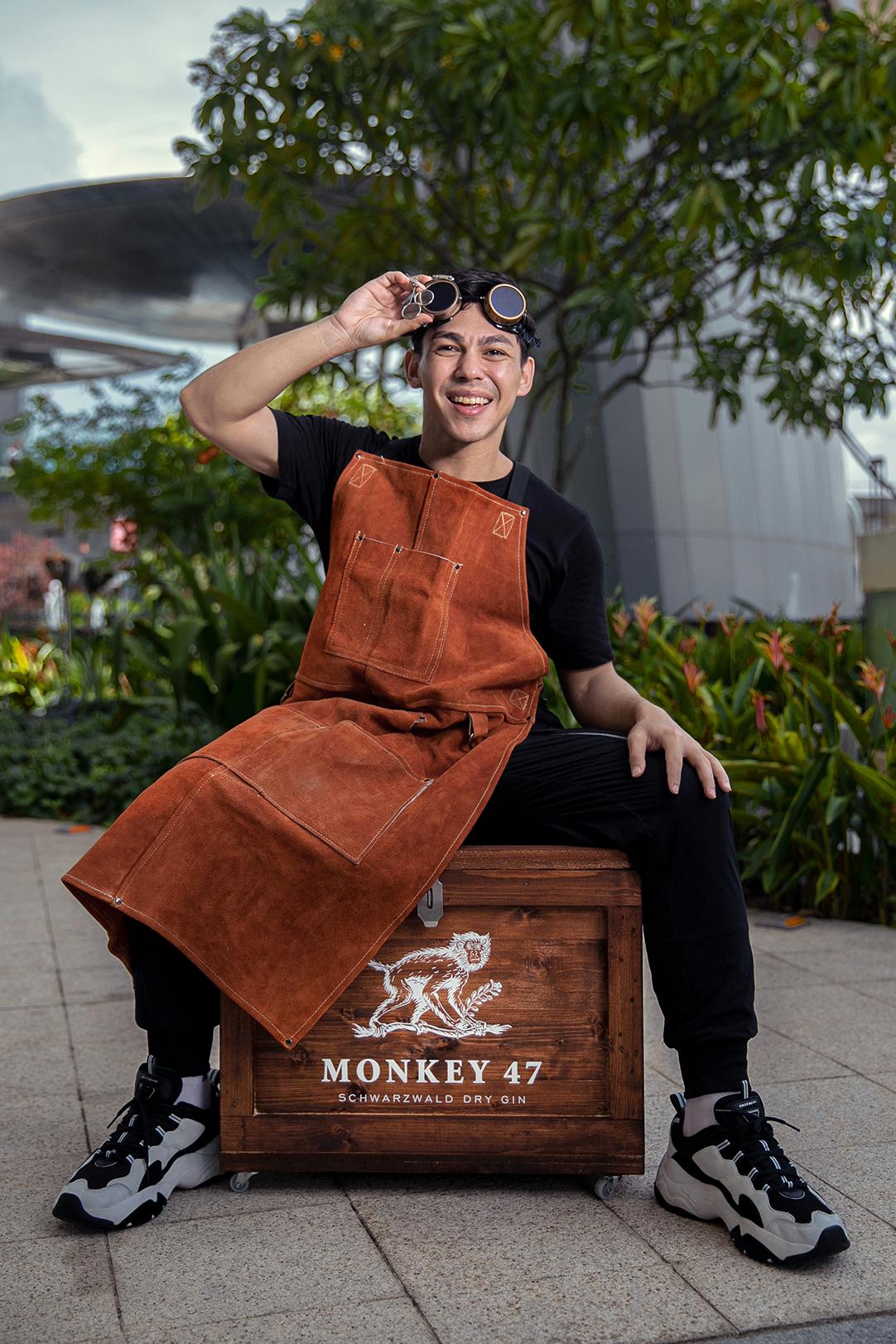 Monkey 47 x Daniel Ang